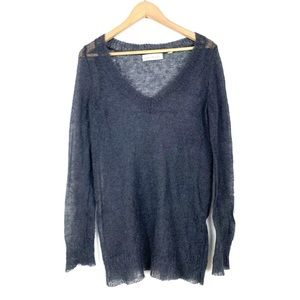 Anthropologie Charlie & Robin Sweater Gray Medium